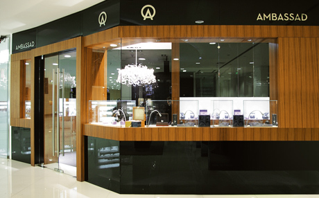 Ювелирный магазин AMBASSAD