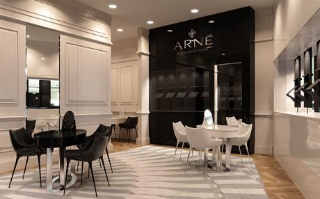 Ювелирный магазин Alexander Arne