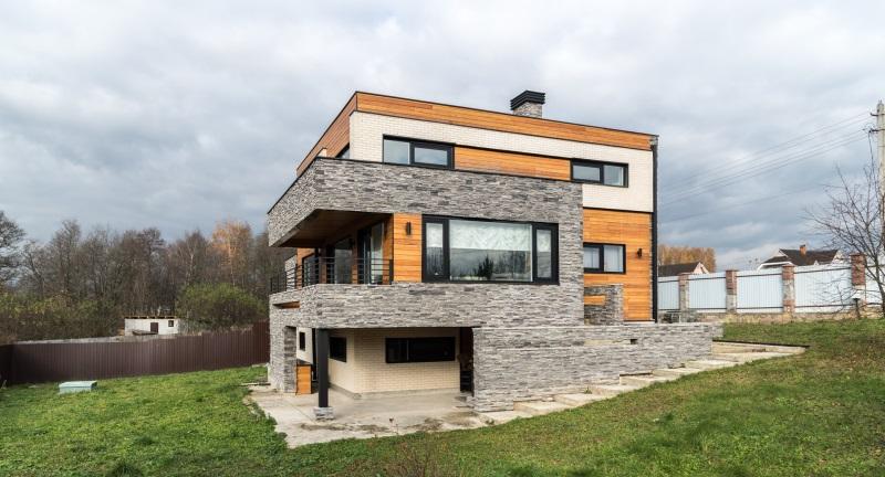 Современный дом 1
