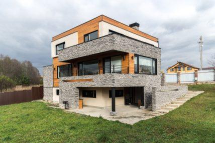 Проект дома 320 кв.м