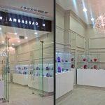 Ювелирный магазин AMBASSAD в ТРЦ Океания