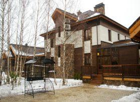 Проект реконструкции загородного дома 700 кв.м