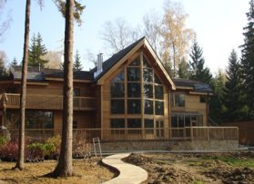 Проект дома 425 кв.м