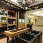 Ювелирный бутик AMBASSAD в гостинице «Украина»