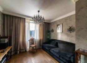 Дизайн-проект квартира 63 кв.м на 3-ей Фрунзенской улице