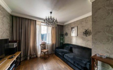 Дизайн-проект квартира 60 кв.м