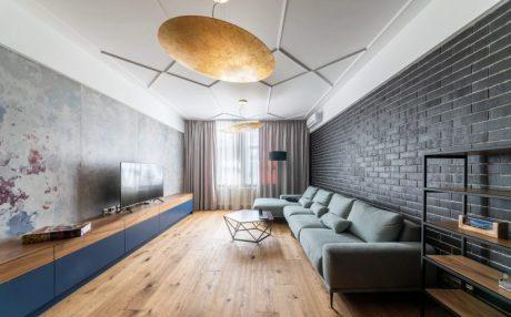 Дизайн-проект квартира 92 кв.м